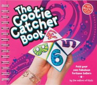 Imagem de  COOTIE CATCHER BOOK, THE