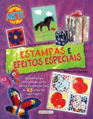 Imagem de  BRINCANDO COM ARTE - ESTAMPAS E EFEITOS ESPECIAIS
