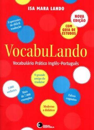 Imagem de VOCABULANDO - VOCABULARIO PRATICO - 2ª ED