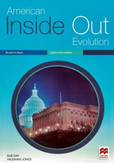 Picture of AMERICAN INSIDE OUT EVOLUTION UPPER-INTERMEDIATE - STUDENTS PACK WITH WB - W/KEY