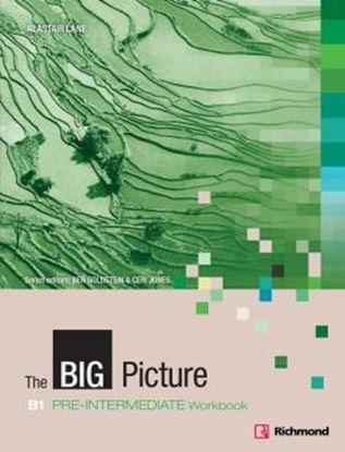 Imagem de THE BIG PICTURE B1 PRE-INTERMEDIATE WB WITH CD
