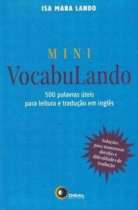 Imagem de MINI VOCABULANDO