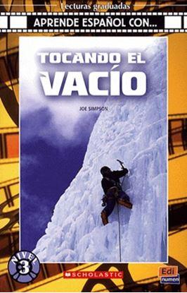 Imagem de TOCANDO EL VACIO - LIBRO + CD