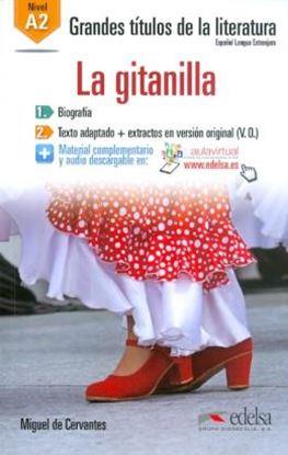 Imagem de GRANDES TITULOS DE LA LITERATURA A2 - LA GITANILLA - LIBRO + AUDIO DESCARGABLE